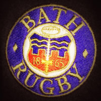 Bath RFC Embroidered Badge
